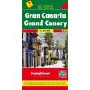 Gran Canaria autótérkép - f&b AK 0525