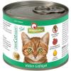 Granatapet DeliCatessen Kitten szárnyashúsos konzerv kiscicáknak (6 x 200 g) 1.2kg