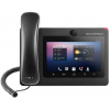 Grandstream GXV-3370 HD fekete VoIP video telefon