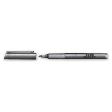 Granit Dekormarker, 1 mm, kúpos, GRANIT  M850 , ezüst filctoll, marker