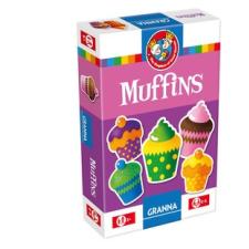 Granna Muffins társasjáték