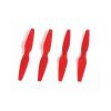 Graupner SJ Graupner 3D Prop 6x3 légcsavar (4 db) - piros