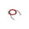 Graupner SJ Silikonový kabel 0,5qmm, 20AWG, 2x1metr, černý a červený