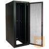 """Great Lakes GL42ES-80120-MSM-BL 42U 800 x 1200 19""""-os szerver rack szekrény"""