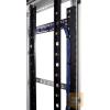 Great Lakes VLB-3760 Lacing bar kit, 1 db vertikális, 2 db horizontális lacing bar + 6 db CM-01 tépőzáras kábelrendező, GL37E-6060-hoz