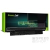 Green Cell Dell  Inspiron 15 3521 Notebook akkumulátor 2200mAh Li-ion 11.1V