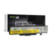 Green Cell PRO kompatibilis akkumulátor Lenovo Y480 V480 Y580/11,1V 5200mAh