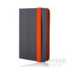 GreenGo univerzális tablet tok 7-8 colos, fekete-narancs