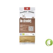 Greenmark Bio Fűszer Citromhéj Őrölt 10 g alapvető élelmiszer