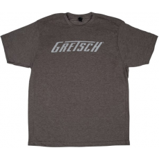 Gretsch Logo T-Shirt Heather Gray M
