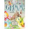 Grimm meséi - csodaszép altatómesék (új, jav. kiad.)
