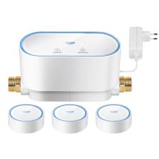 Grohe Sense kit 1 x GROHE Sense Guard intelligens vízvezérlő + 3 x GROHE Sense intelligens vízérzékelő 22502LN1 22502LN1 fürdőszoba kiegészítő