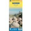 Grúzia térkép - ITM
