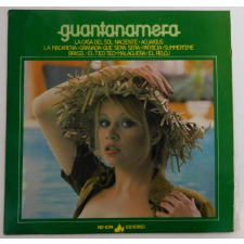 Guantanamera - Guantanamera V/A LP (EX/VG+) SPA jazz