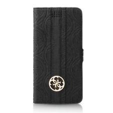 """Guess GUBKXLHEBK Universal XL 5,2-5,7"""" fekete könyv 4G Heritage telefontok tok és táska"""