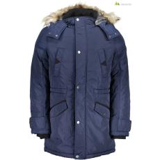 GUESS JEANS Férfi kabát kék WH2-M74L35W93S0_G720