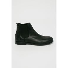 GUESS JEANS - Magas cipő FMDIE4.LEA13 - fekete - 1353972-fekete
