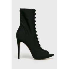 GUESS JEANS - Magasszárú cipő Azrael - fekete - 1499400-fekete