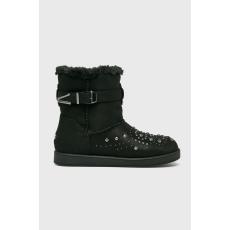 GUESS JEANS - Magasszárú cipő - fekete - 1481652-fekete