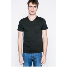 GUESS JEANS - T-shirt M74I57.K69D0 - fekete - 1159280-fekete
