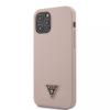 Guess tok rózsaszín (GUHCP12LLSTMLP) Apple iPhone 12 Pro Max készülékhez