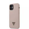Guess tok rózsaszín (GUHCP12SLSTMLP) Apple iPhone 12 Mini készülékhez