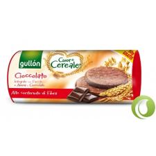 Gullón Gullon Rostdús Keksz Csoki Darabokkal 280 g csokoládé és édesség