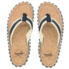 Gumbies Flip - flop Gumbies Corker Natural Cork - Black Szín: barna / Cipőméret (EU): 45