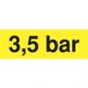 Gungldekor 3,5 bar sárga matrica