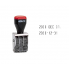 Gungldekor COLOP Hagyományos dátum 03000 bélyegző 3mm-es dátummagassággal