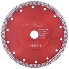 Gyémánt vágókorong furatos acéllal 180 mm csiszolókorong és vágókorong