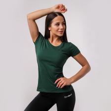 GymBeam Basic Green női póló - GymBeam M női póló
