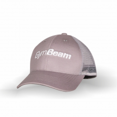 GymBeam Mesh Panel Cap Grey baseball sapka GymBeam