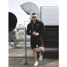 GymBeam Rövidnadrág Flexin Black - GymBeam XL