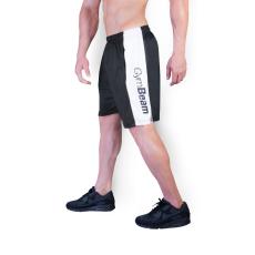 GymBeam Rövidnadrág Vertical Black - GymBeam XL