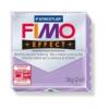Gyurma, 56 g, égethető, FIMO Effect, pasztell orgona