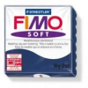 Gyurma, 56 g, égethető, FIMO Soft, Windsor kék