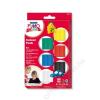 Gyurma készlet, 6x42 g, égethető, FIMO Kids Color Pack, 6 alapszín (FM803201)