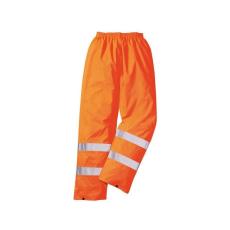 H441 - Jól láthatósági esőnadrág - narancs