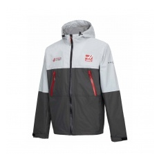 Haas F1 Team fĂŠrfi kabát Team Rain 2016 - XL