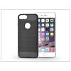 Haffner Apple iPhone 6 Plus/6S Plus szilikon hátlap - Carbon - fekete