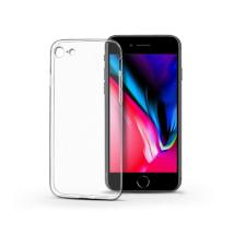 Haffner Apple iPhone 7/iPhone 8/SE 2020 szilikon hátlap - Soft Clear - transparent tok és táska