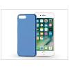 Haffner Apple iPhone 7 Plus szilikon hátlap - Jelly Flash Mat - kék