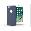Haffner Apple iPhone 7 Plus szilikon hátlap - Soft - kék