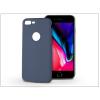 Haffner Apple iPhone 8 Plus szilikon hátlap - Soft - kék