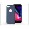Haffner Apple iPhone 8 szilikon hátlap - Soft - kék
