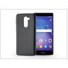Haffner Huawei/Honor 6X/Huawei Mate 9 Lite szilikon hátlap - Jelly Flash Mat - fekete
