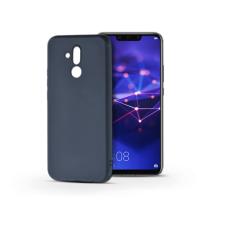 Haffner Huawei Mate 20 Lite szilikon hátlap - Soft - kék tok és táska
