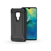Haffner Huawei Mate 20 ütésálló hátlap - Armor - fekete