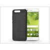 Haffner Huawei P10 szilikon hátlap - Carbon - fekete